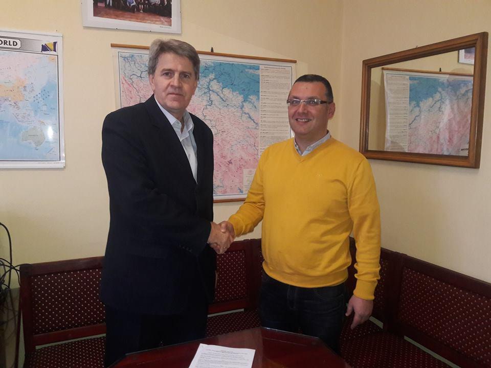 Vrijedna donacija za MSŠ Zavidovići