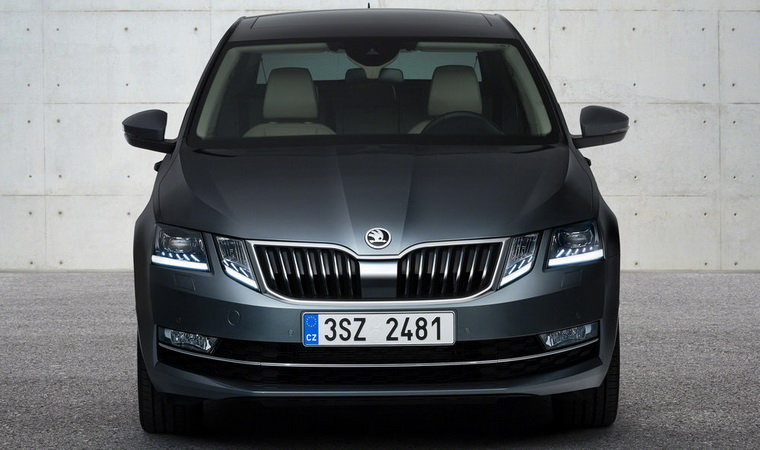 Škoda Octavia 2017.