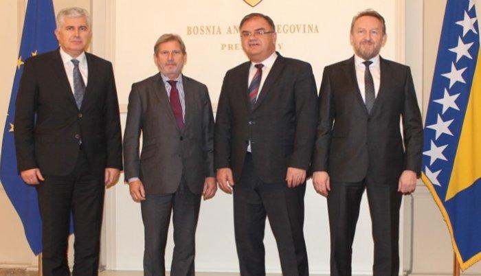 BiH je spremna za ovaj novi veliki korak na putu ka EU