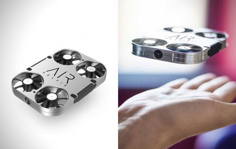 Umjesto selfie štapa, stiže leteći dron