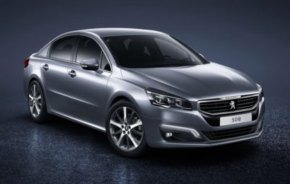 Predstavljen novi Peugeot 508