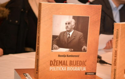 Obilježena godišnjica pogibije: Život Džemala Bijedića obilježila borba za BiH