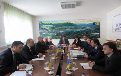 Najbolje rješenje za cestovno povezivanje Sarajeva i Beograda je preko Goražda