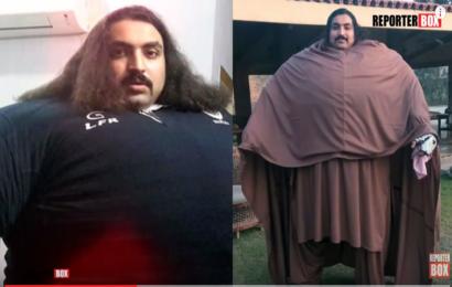 Pakistanski Hulk: Ima 432 kilograma, može zaustaviti traktor…