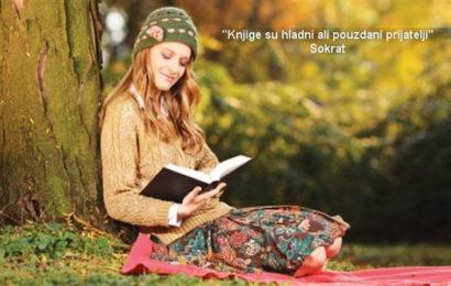 Deset razloga zašto moramo čitati svaki dan