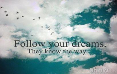 Imamo u sebi čitav spektar naših snova, a gledamo u tuđe!