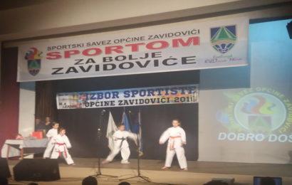 """Zavidovići: Održana manifestacija """"Izbor sportiste 2016"""""""