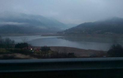 Jablaničko jezero ponovo se puni