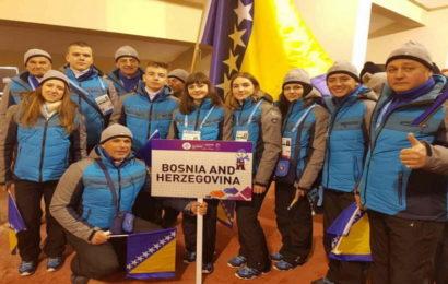 Delegacija Grada Sarajeva na EYOF-u u Erzurumu
