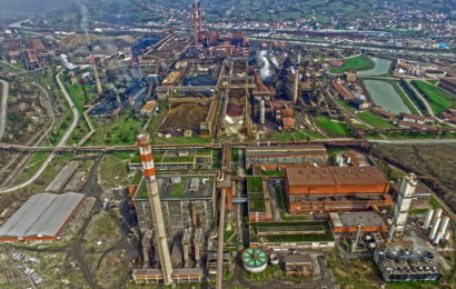 Generalni remont visoke peći u ArcelorMittalu