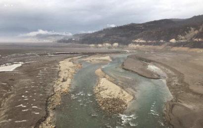 Poremećen dotok vode u akumulaciju Jablaničko jezero već nekoliko mjeseci