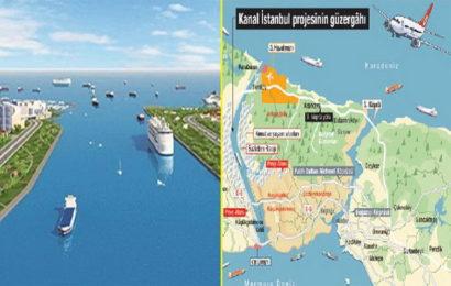 Istanbul dobija novi Bosfor: Kanal, šest mostova i tri ostrva