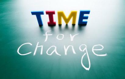 Kada počinju promjene u životu?