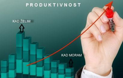 """Nikad ne reci """"moram"""" i bit ćeš produktivniji"""