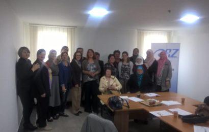 U Razvojnoj agenciji upriličeno druženje i sastanak sa ženama koje se bave kućnim radinostima