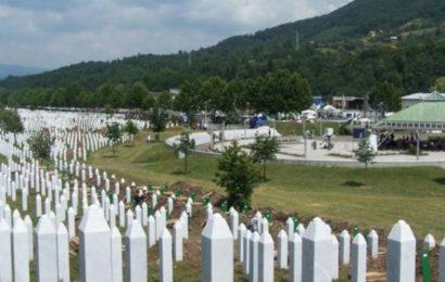 U Potočarima obilježena 14. godišnjica prve dženaze žrtvama genocida