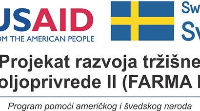 USAID/Sweden FARMA II projekt: Sektoru jagodastog voća 1,1 milion KM