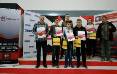 Učenici iz Zavidovića na takmičenju iz Informatike pokorili Državu
