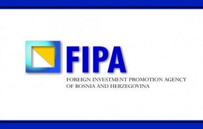 FIPA: U posljednjem kvartalu 2016. oko 200 miliona KM novih stranih investicija