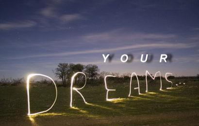 Pet stvari koje vaši snovi trebaju i ne trebaju