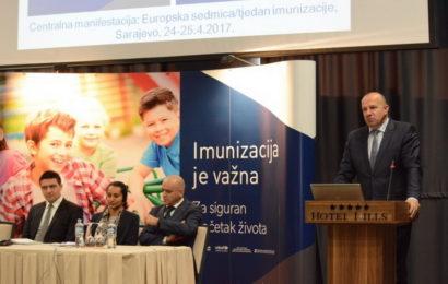 Vlada FBiH osigurala 4.500.000 KM za imunizaciju usklađenu s preporukama SZO-a