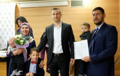 Općina Novi Grad osigurala po 500 KM za 22 porodice s troje i više djece
