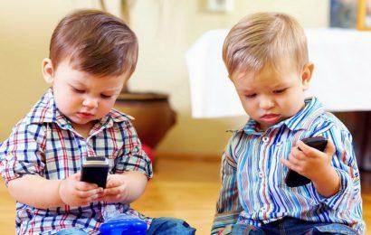 Počinju li djeca kasnije pričati zbog tehnologije?