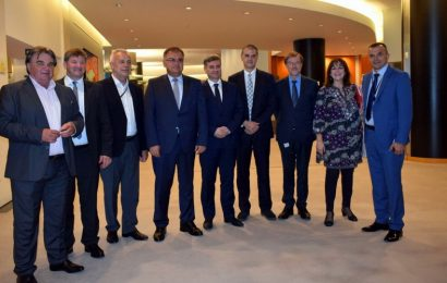 Zvizdić s europarlamentarcima: Evropa mora biti prisutna i aktivna u regionu