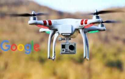 Google razvija sistem vazdušne kontrole za dronove