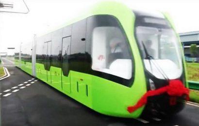 Voz bez mašinovođe i bez šina uspješno testiran u Kini