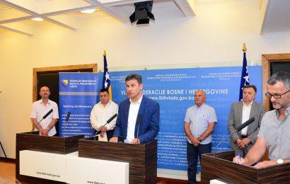 VLADA FBiH: Milion KM za razvoj preduzetničke infrastrukture u FBiH