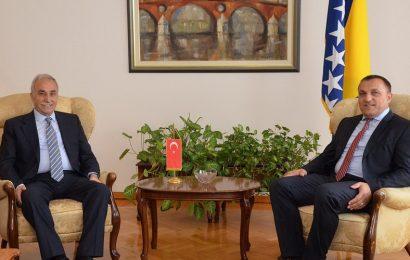 Ministri Dedić i Fakibaba: Turska će nastaviti uvoziti bh. poljoprivredne proizvode