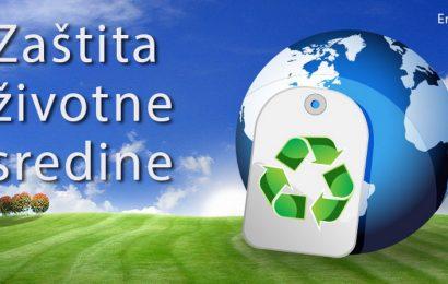 Za projekte zaštite životne sredine dostupno 19 miliona eura