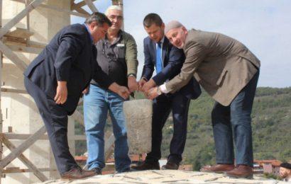Alem ponovo krasi munaru Aladža džamije