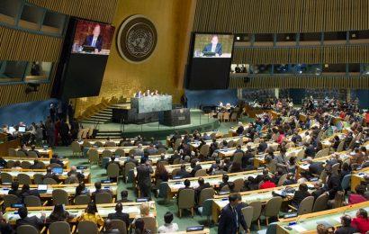UN potvrdio pravo Palestinaca na samoopredjeljenje
