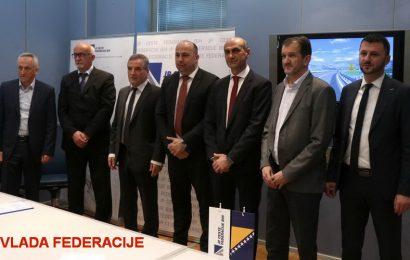 VLADA FBiH: Počinje izgradnja dionice ceste Neum-Stolac