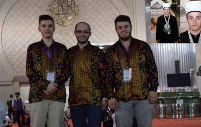 Hafiz Emir Sinanović iz Zavidovića osvojio drugo mjesto na takmičenju u Indoneziji