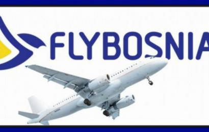 """""""FlyBosnia"""" kreće s letovima 10. juna"""