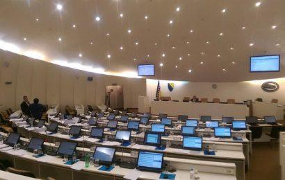 Otkazana hitna sjednica Parlamenta BiH, propala Dodikova budalaština