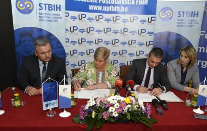 Potpisan Kolektivni ugovor o pravima poslodavaca i radnika u oblasti trgovine