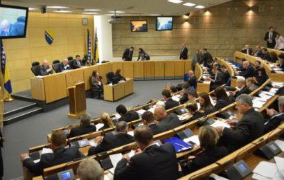 Usvojen Prijedlog zakona o izbornim jedinicama