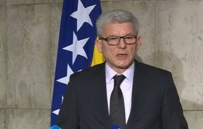 """Džaferović: Nema promjena državnih granica, oni koji su to pokušali završili su na historijskom smetljištu""""!"""