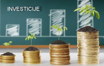 Investicije u stalna sredstva prošle godine 4,8 milijardi KM