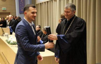 Bišćanin student generacije Medicinskog fakulteta u Zagrebu