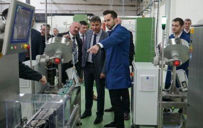Novalić u posjeti Konjicu, Igman pokrenuo proizvodnju municije za pištolje