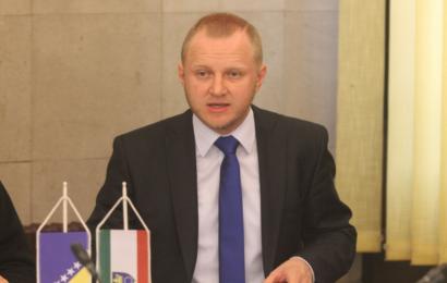 Kredit od 10 miliona eura za Kantonalnu bolnicu Zenica