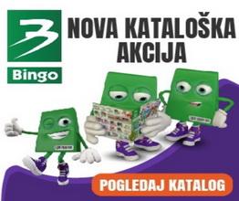 bingo akcija