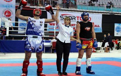 Bužimljanin osvojio zlato na Svjetskom prvenstvu u kickboxingu u Turskoj!