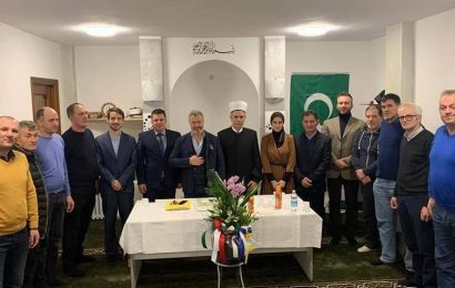 Uspostavljena Islamska zajednica Bošnjaka u Italiji