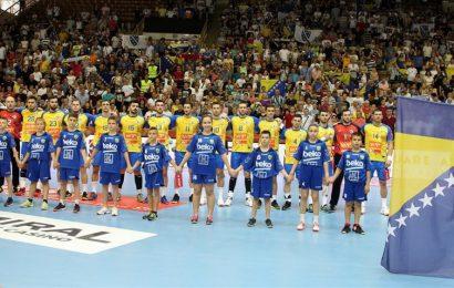 Potvrđen spisak rukometne reprezentacije BiH za nastup na Evropskom prvenstvu